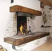 Ramonage de grande cheminée à foyer ouvert dans le 35 Rennes bruz guichen bedee pipriac cesson sevigne bain de bretagne