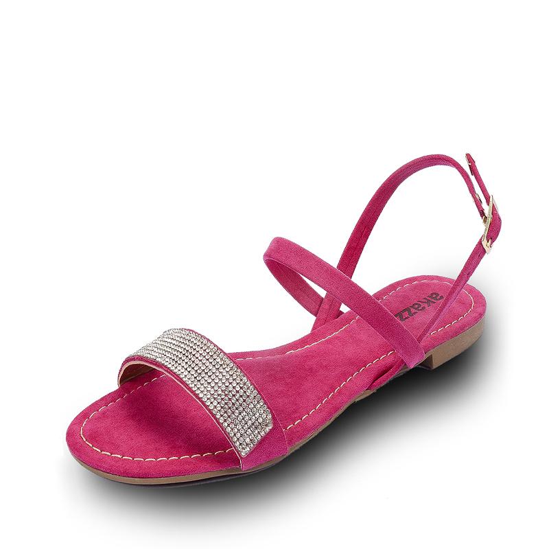 3358L43 - Camurça Aloba Pink