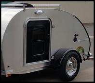 Cozy Cruiser- Custom Built, Lightweight, Teardrop Trailers, Eugene, OR