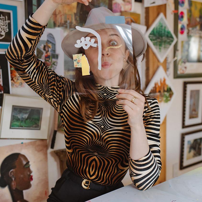 Creative Art Studio with Katia Engell