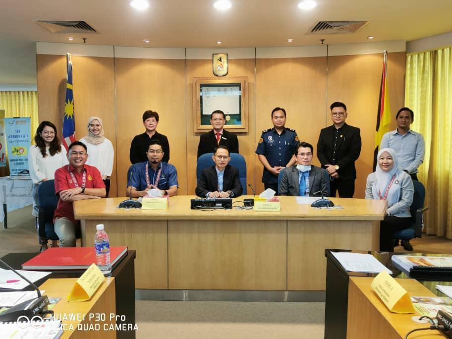 Lawatan Tapak Bersempena Anugerah Kualiti Perkhidmatan Awam Negeri Sarwak (AKPANS) 2020