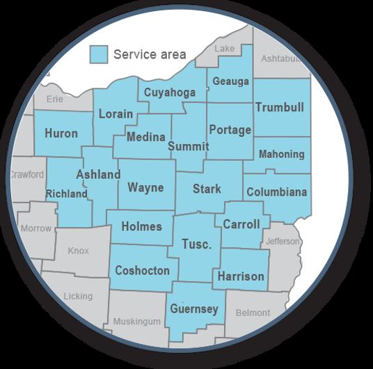Advantage service map.png