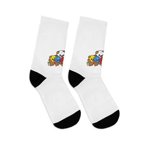 Orisha magic X champion socks