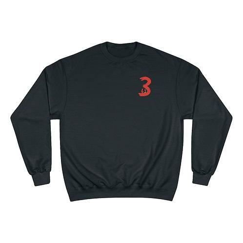 """3"" Champion Sweatshirt"