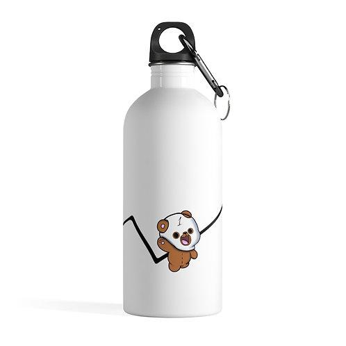 """""""Orisha bears"""" Stainless Steel Water Bottle"""
