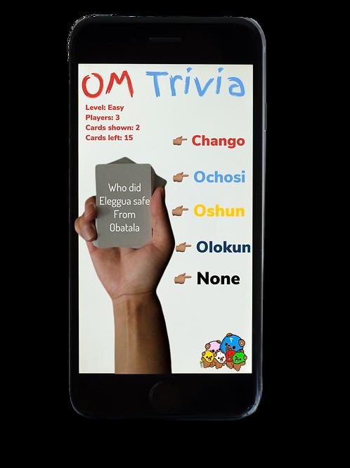 OM Triva App (100 shares)