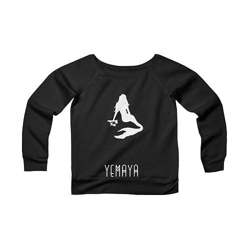 Yemaya Women's Sponge Fleece