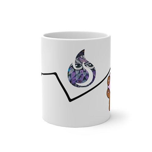 """""""Evil Eye"""" Color Changing Mug"""