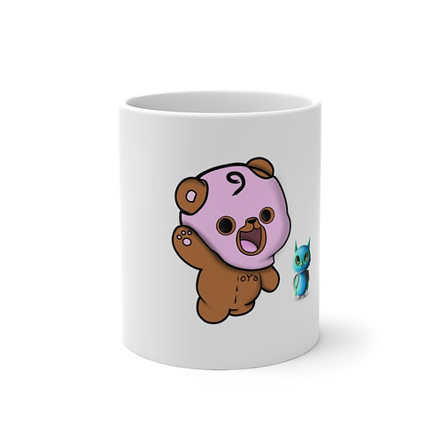 """Oya bear"" Color Changing Mug"