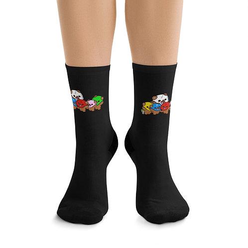 Orisha gang Crew Socks