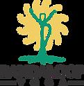 Vertical logo - BANDALOOP YOGA with tran