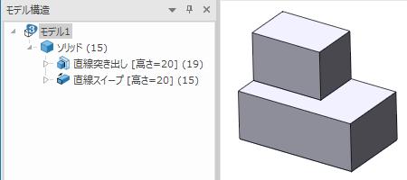 モデル構造