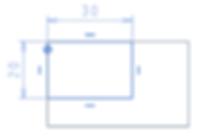 プロファイルモードで作図