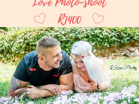 LOVE PHOTO-SHOOT PROMO