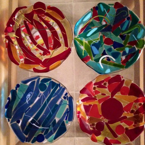 Colorful Plates 1