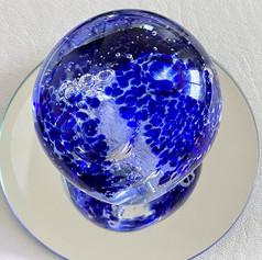 Blown Glass Paperweight