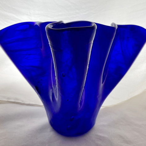 Blue Vase large