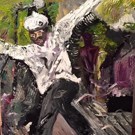 Kevin Dancing