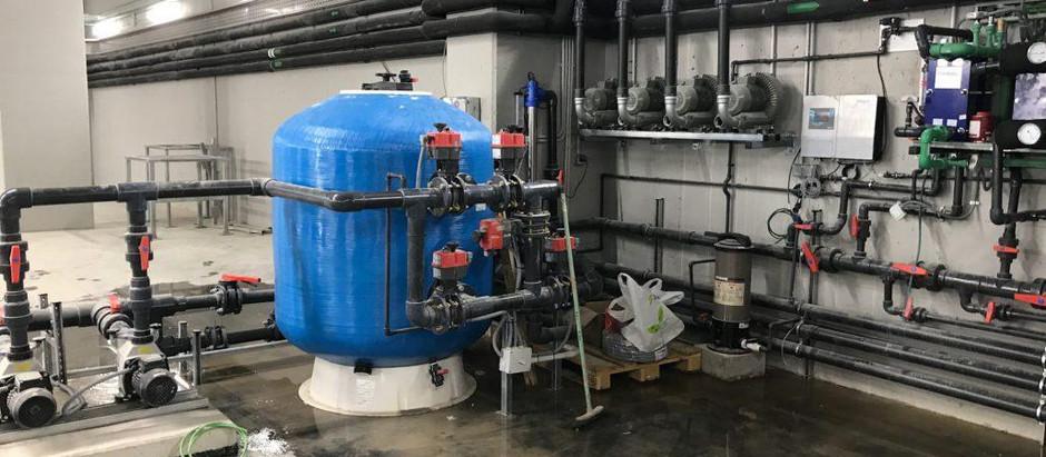 Especialistas en tratamientos específicos del agua con POOLS CW en Cantabria