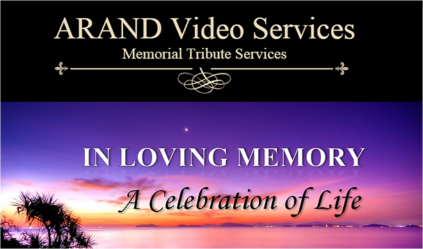 Contact Memorial Tribute Services