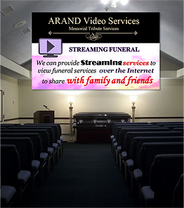 Streaming Funeral Services