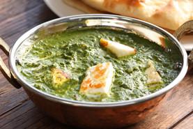 Quick & Easy Punjabi Palak Paneer Recipe