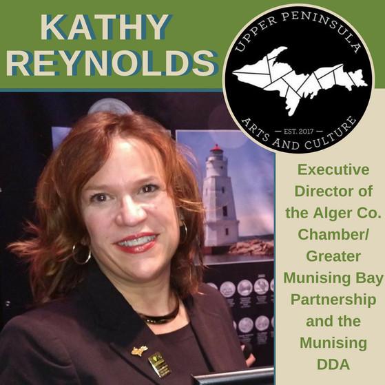 Alliance Council Member Spotlight, Kathy Reynolds