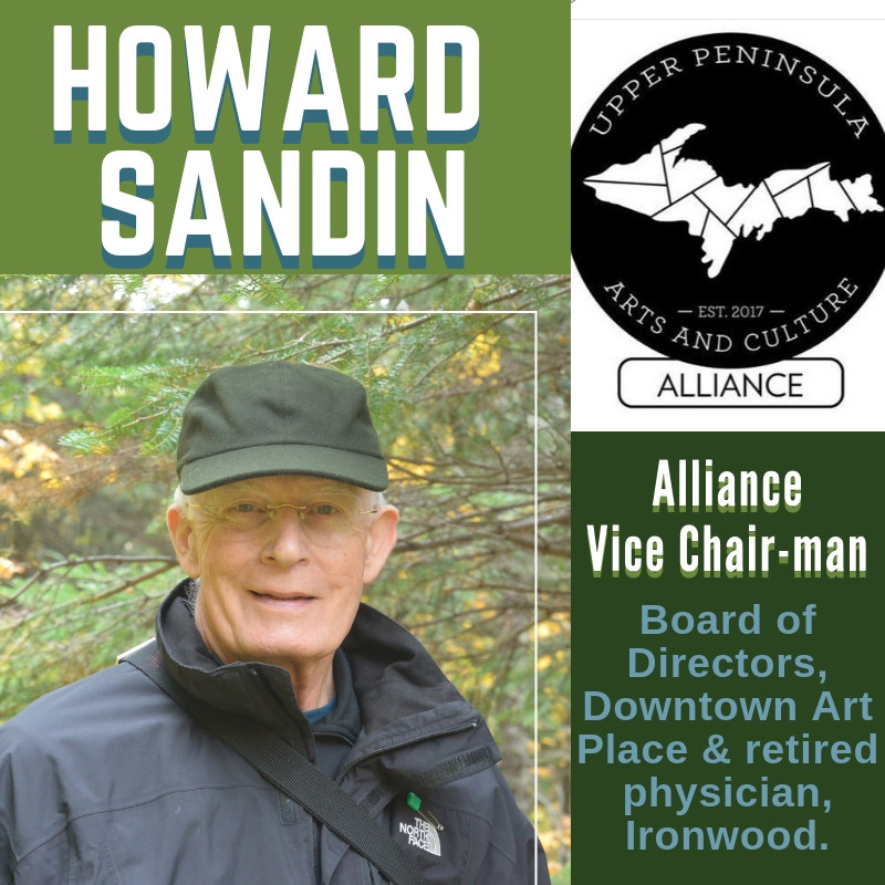 Alliance Council Member Spotlight, Howard Sandin