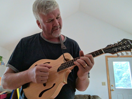 Open Slots For Mandolin or Fiddle Online Lessons