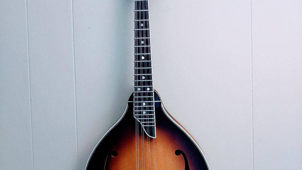 The Badger A Style Mandolin