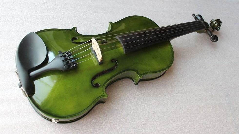 SemiAcoustic Five String Violin