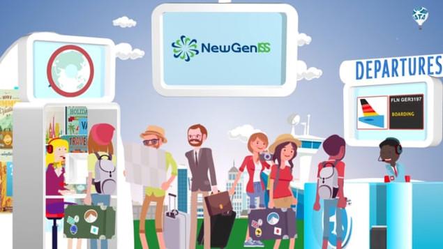 IATA - NewGen ISS