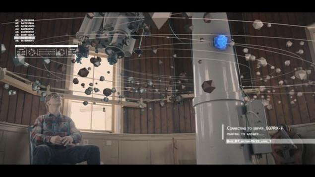 Microsoft Azure - Asteroids