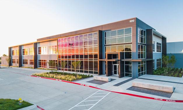 Richardson Data Center Entrance