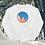 Thumbnail: Warm Winter Mountains Unisex Sweatshirt