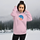 Thumbnail: Warm Winter Mountains Unisex Hoodie