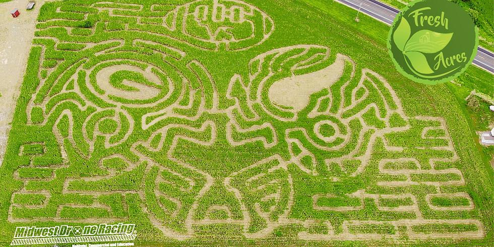 2019 Fresh Acres Corn Maze