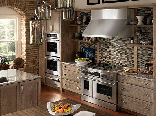 Kitchen Range and Fan Coquitlam