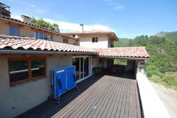 La Guaribote, la grande terrasse.