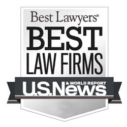 U.S. News & World Report Best Law Firms Recipient