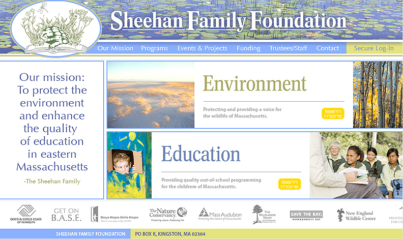 Sheehan Family Foundation
