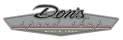 Don's Speed Shop