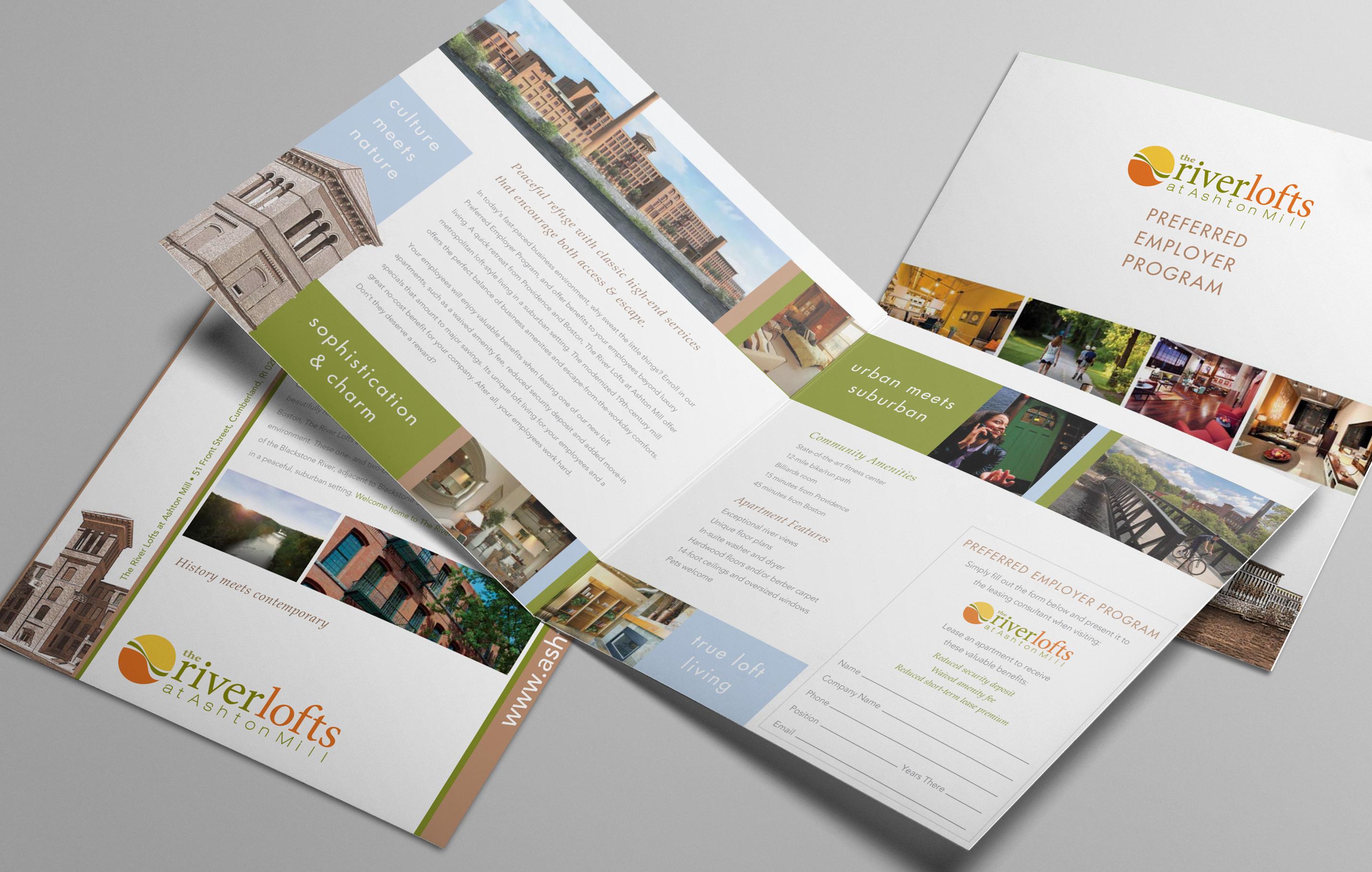 River Lofts Brochure