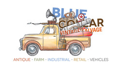 Blue Collar Vintage Salvage