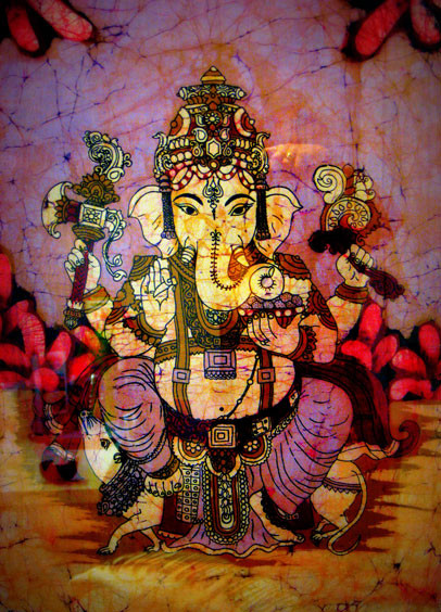 Illustration de Ganesh