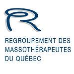 Logo du Regroupement des Massothérapeutes du Québec RMQ