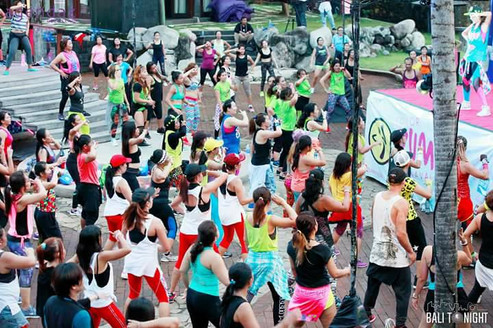 ZUMBA COLOR CARNAVAL