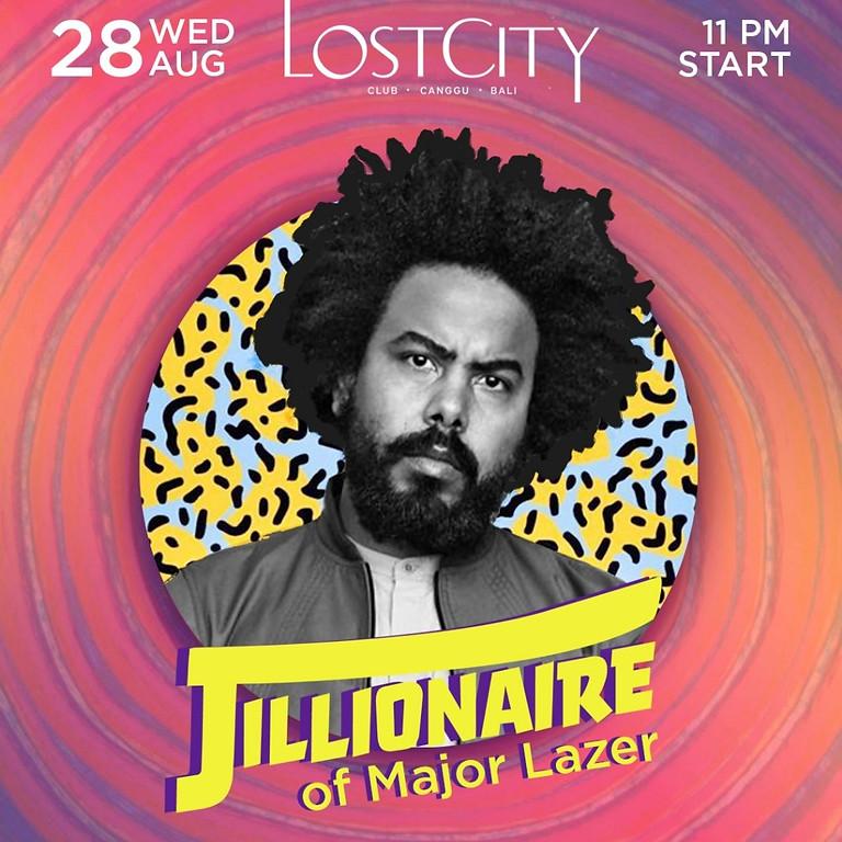 Jillionare at Lost City