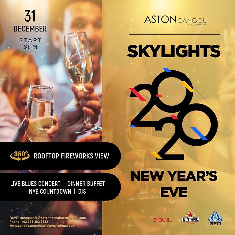 SKYLIGHTS 2020
