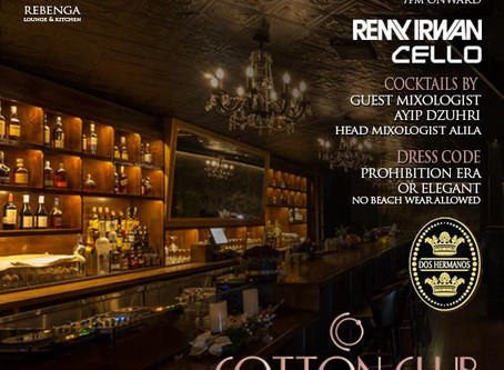 Cotton Club at Rebenga Lounge & Kitchen